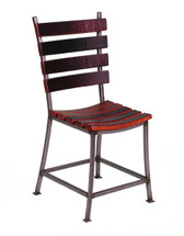Stave Back Dining Chair