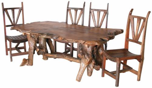 Big Bear Dining Table by GroovyStuff