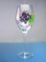 Dionysus Red Zinfandel Wine Glasses Set/4