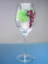 Dionysus Merlot Wine Glasses Set/4