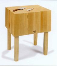 Professional Butcher Block (Model AA)