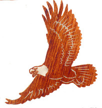 Winged Glory by Lazart Wall Ar