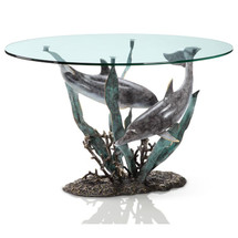 Dolphin Duet Coffee Table by SPI