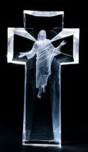"""Starlite Originals """"The Ascent - Acrylic"""" Religious Sculpture"""