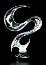 """Starlite Originals """"Symphony"""" Dolphin Sculpture"""