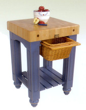 John Boos Gathering Block I - Butcher Block Table