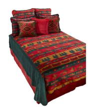 Denali Fish Lodge Bedspreads