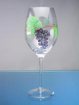 Dionysus Cabernet Sauvignon Wine Glasses Set/4