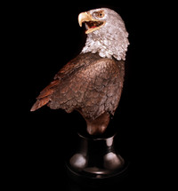 Majestic Beauty Sculpture by Kitty Cantrell