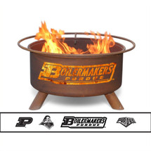 Patina Purdue Collegiate Portable Outdoor Fire Pit
