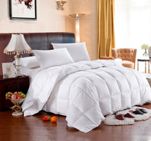 Stripe Down comforter Combed cotton 300 Thread count (Four Seasons)