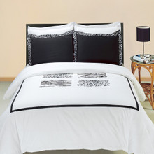 Burbank Embroidered Multi-Piece Duvet Set