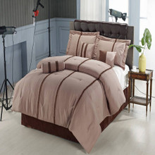 Krystal Multi - Piece Bedding Set