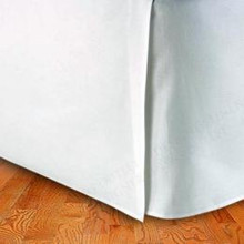 Combed Cotton Solid 300TC Bed Skirt