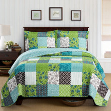 Rebekah Ovesize Coverlet Set