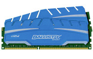 Crucial Ballistix SportXT 16GB kit (8GBx2) DDR3 PC3-12800