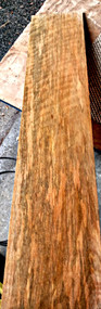 marblewood curly extended range bass fingerboard C