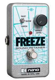Electro-Harmonix Freeze Loop Sampling Pedal