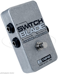 Electro-Harmonix Nano Switchblade Passive Channel Selector Pedal