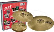 """Paiste PST 3 Universal 14/16/20"""" Cymbal Set 063USET"""
