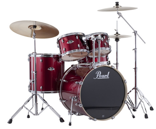 Cymbals NOT included