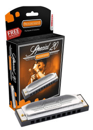 HOHNER SPECIAL 20 HARP F
