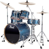 PEARL EXX725S/C-703 5PC W/HARDWARE BLUE