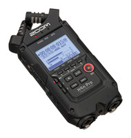 Zoom H4N Pro Handy Recorder All Black