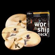 Zildjian KC0801W Worship K Custom Pack
