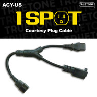 Truetone ACY-US 1 Spot Pro Courtesy Power Plug Cable
