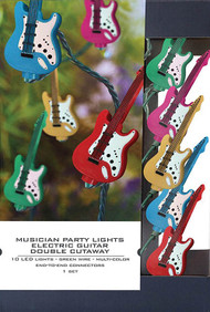 HL00196769 ELECTRIC DOUBLE GUITAR PARTY LIGHTS