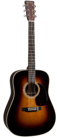 Martin HD-28 2018 Sunburst with Case