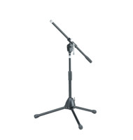 TAMA MS205STBK Short Tripod Microphone Boom Stand