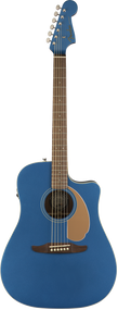 Fender Redondo Player Acoustic Belmont Blue