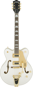Gretsch G5422TG Electromatic Hollow Body w/Bigsby, Snowcrest White