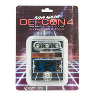 Walrus Audio Defcon4 Preamp/EQ/Boost - Limited Collector's Edition Blister Pack