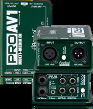 Radial ProAV1 Stereo to Mono