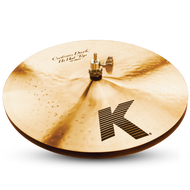 Zildjian K0943 K Custom Dark Hats 14""