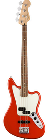 Fender Player Jaguar Bass®, Sonic Red