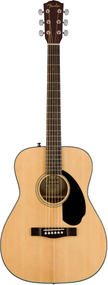 Fender CC60S Concert Natural