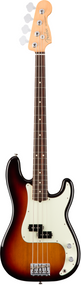Fender American Pro Precision Bass®, Rosewood Fingerboard, 3-Color