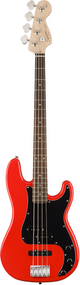Squier Affinity Series™ Precision Bass® PJ, Race Red