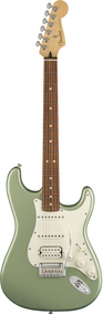 Fender Player Stratocaster® HSS, Pau Ferro Fingerboard, Sage Green Metallic