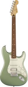 Fender Player Stratocaster® HSS, Pau Ferro Fingerboard, Sage Green Metallic