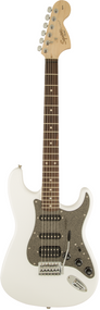 Squier Affinity Series™ Stratocaster® HSS, Olympic White