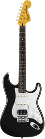 Squier Vintage Modified Stratocaster® HSS, Black