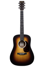Martin D Jr 10 Burst w/bag