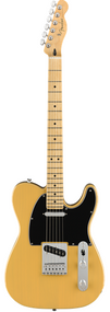 Fender Player Telecaster®, Maple Fingerboard, Butterscotch Blonde