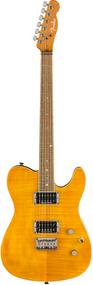 Fender Special Edition Custom Telecaster® FMT HH, Laurel Fingerboard, Amber