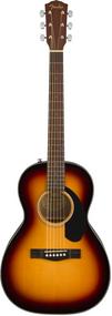 Fender CP-60S Parlor, Sunburst